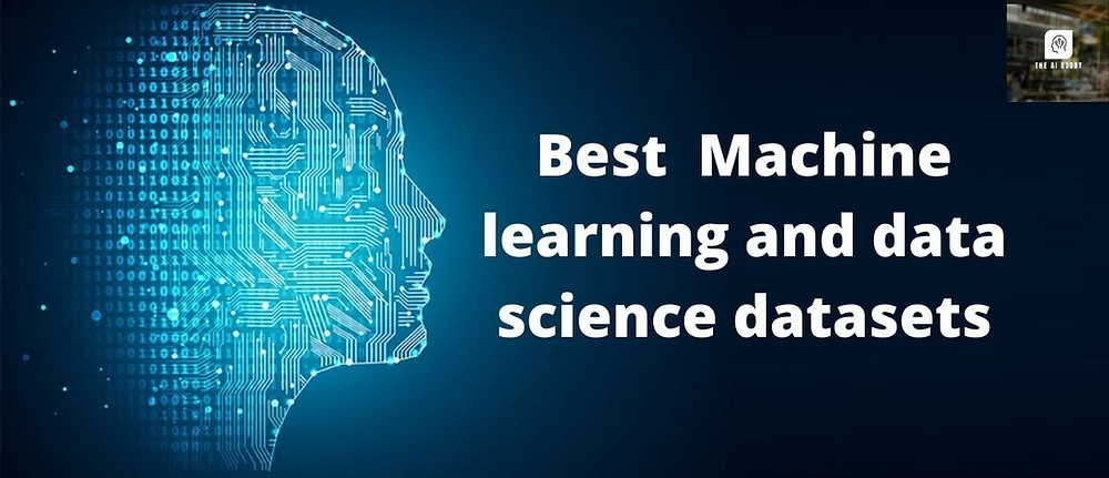 Best machine learning and datascience datasets