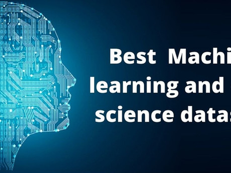 Best Image Datasets for Machine Learning and Data Science (ML002)