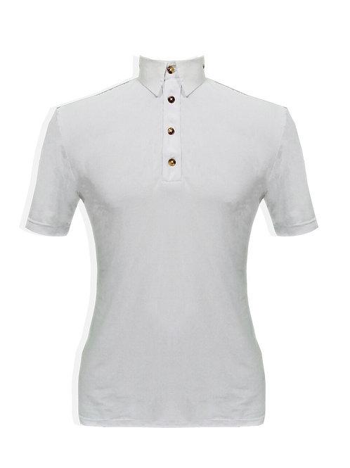 Male Shirt for Riding - Short Basic