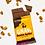 "Thumbnail: ""GNAW CHOCOLATE"" Peanut butter milk chocolate mini-bar 50gr (0,11 lb)"