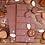 "Thumbnail: ""GNAW CHOCOLATE"" Almond, Toffee & Sea Salt Milk Chocolate 100gr (0,22lb)"