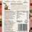 "Thumbnail: FRENCH ORGANIC ""GNAW "" ROASTED HAZELNUTS, GUERANDE SALT, DARK CHOCOLATE BAR 100G"