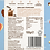"Thumbnail: FRENCH ORGANIC ""GNAW CHOCOLATE"" BAR, MILK CHOCOLATE, TOASTED HAZELNUTS 100G"