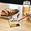 "Thumbnail: ""GNAW CHOCOLATE"" Salted Caramel milk chocolate mini-bar 50g (0,11lb)"