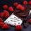 "Thumbnail: ""GNAW CHOCOLATE"" Raspberry Crisp Dark Chocolate Bar • Vegan  🌱100gr  (0,22lb)"