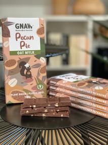 GNAW CHOCOLATE VEGAN PECAN PIE