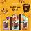 """Thumbnail: """"GNAW HOT BOX"""" Mixed Hot Chocolate Shot Gift Box 150gr (0,33 lb)"""