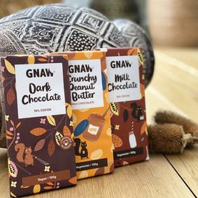 GNAW CHOCOLATE GREEDY UAE