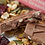 """Thumbnail: """"GNAW CHOCOLATE"""" Milk Chocolate with Granola and Cranberry 35g(0.08 lb)"""