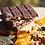"Thumbnail: ""GNAW CHOCOLATE"" Organic Granola & Orange Dark Chocolate Bar 100gr (0,22lb)"