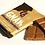 "Thumbnail: ""GNAW CHOCOLATE"" Millionaire's shortbread milk chocolate 50gr (0,11 lb)"
