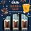 "Thumbnail: ""GNAW HOT BOX"" Milk Chocolate Hot Shot Gift Box 150gr (0,33 lb)"