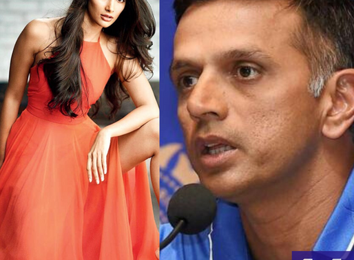 The Wall is my favourite cricketer all time : Pooja Hegde
