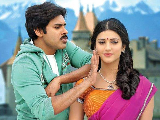 Fans are awaiting to see Sruthi Hassan and Pawan kalyan's combination