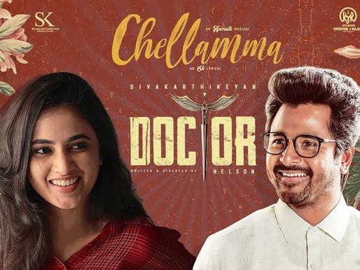 Siva Karthikeyan's Chellamma song crossed 20 Million mark