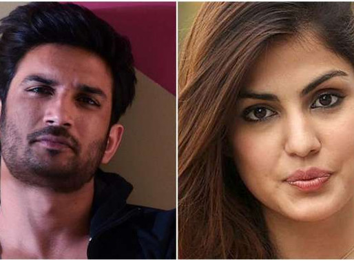 Rhea Chakraborty claims top producer introduced Sushant Singh Rajput to drugs and told 25 names