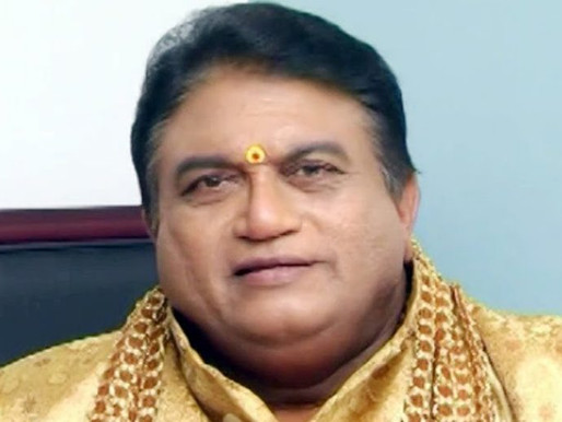 Versatile actor Jaya Prakash Reddy is no more