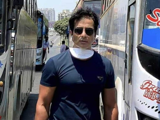 I won't stop till last migrant worker reach home : Sonu Sood