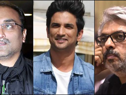 Susanth Singh Rajput's case: Sanjay Leela Bhansali & Aditya Chopra were given different statements