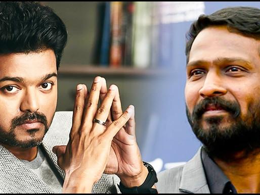 Director Vetrimaaran gave clarification on movie with Thalapathy Vijay