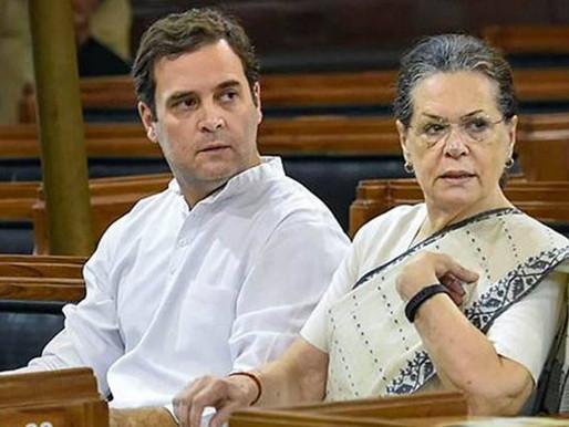 Popular demand on retaking the position of Congress Chief leader on Rahul Gandhi.