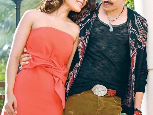 Raasi Khanna in Ravi Teja's movie special song