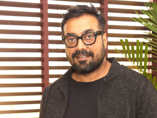 Anurag Kashyap's witty reply to netizens trending 'Happy Birthday Charsi Anurag' on social media.