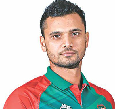Mortaza tested positive in Covid-19 test today