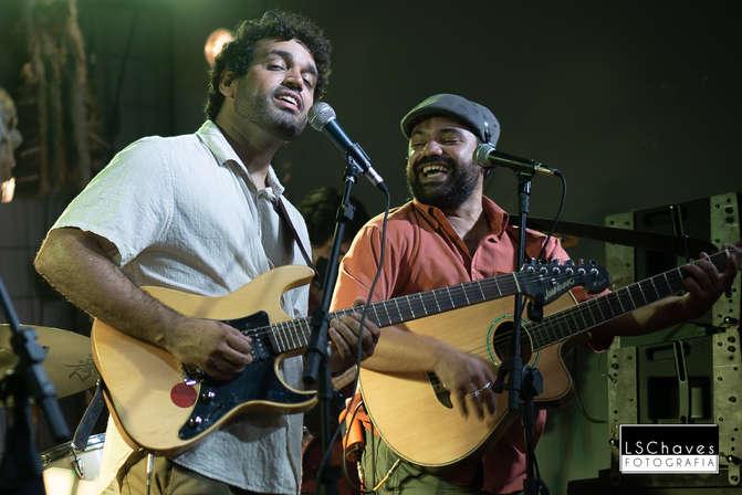 Rafael Camarão e Gabriel Maciel (Tribo Brasil)