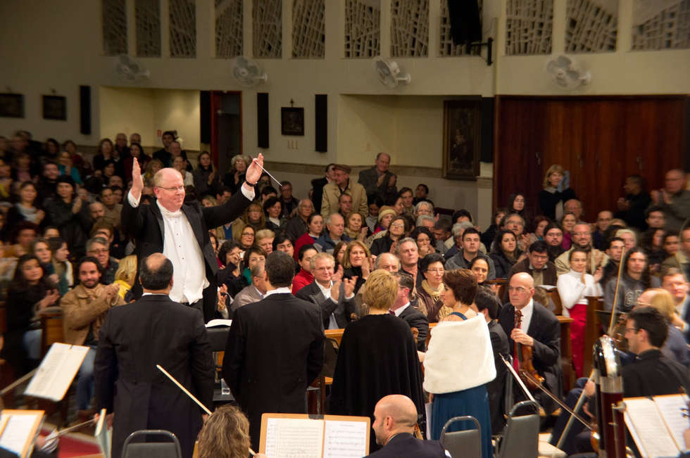 Manfredo Schimiedt e Orquestra Sinfônica de Porto Alegre