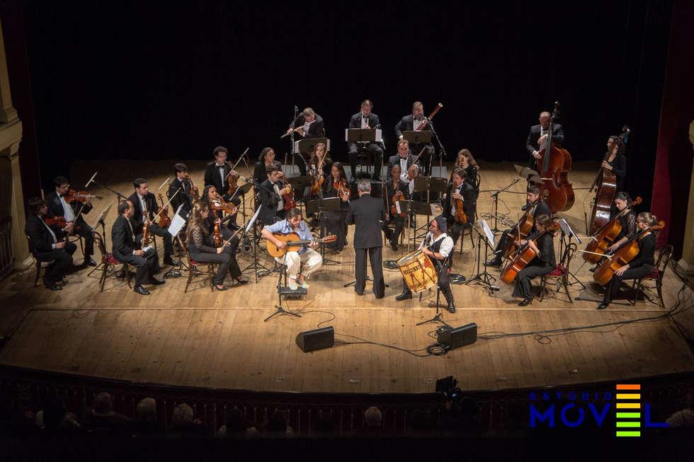 Yamandu Costa, Bagre Fagundes e Orquestra TSP