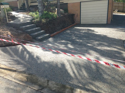 Exposed Concrete - After