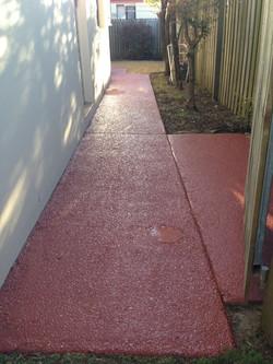 Coloured Sealer Path - Final