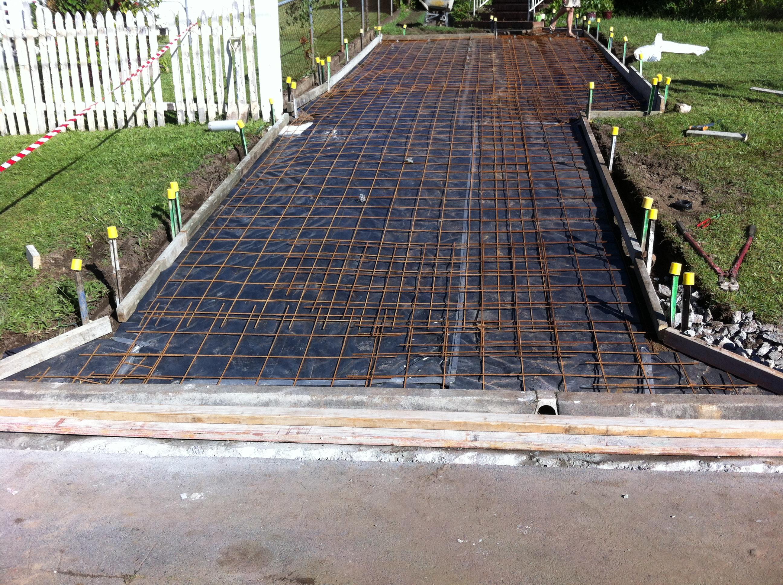 Plain Concrete - Prep
