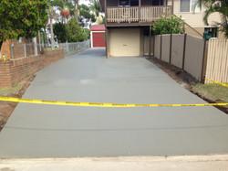 Plain Concrete - Final Stage