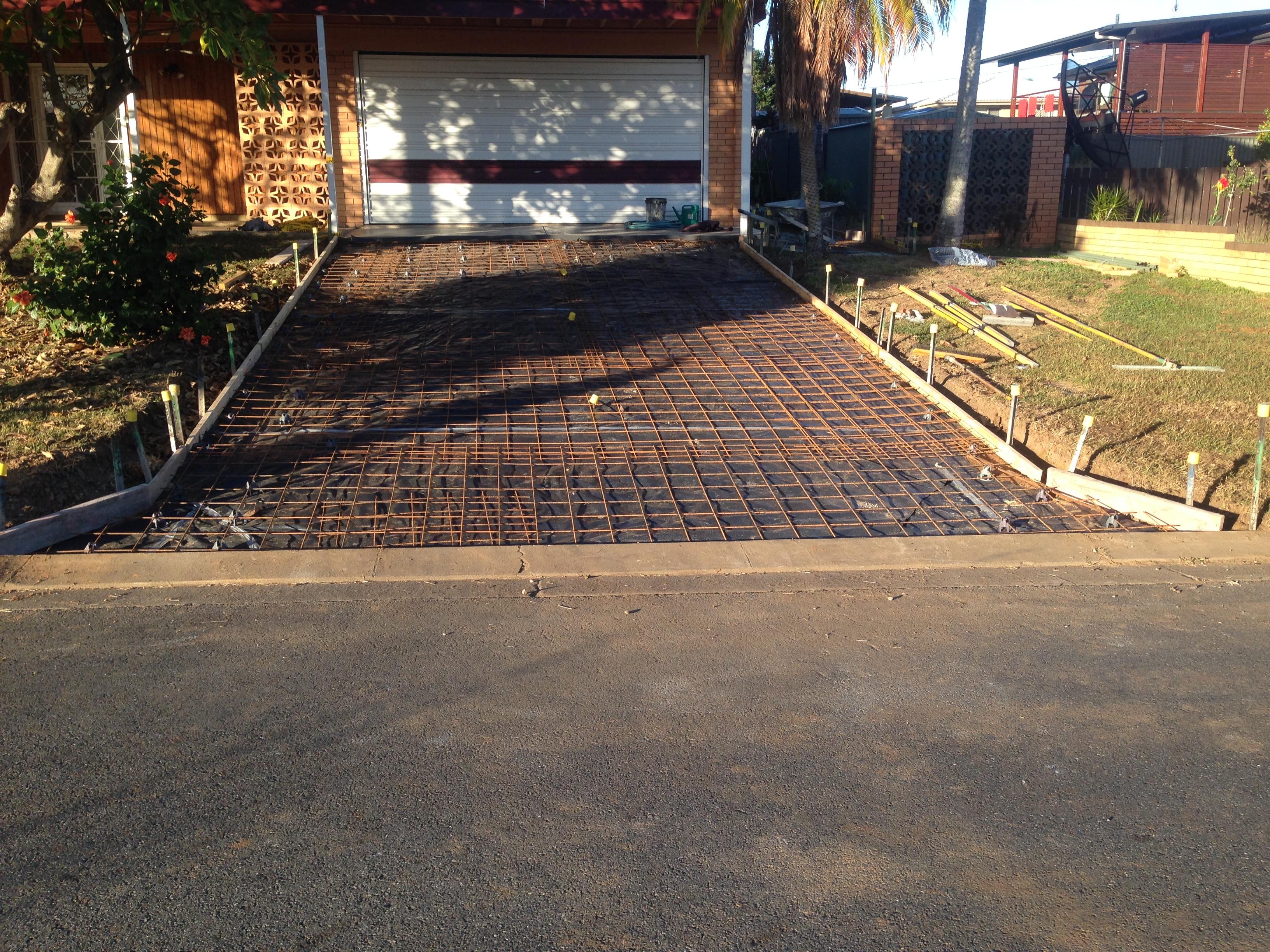 Exposded Concrete - Prep