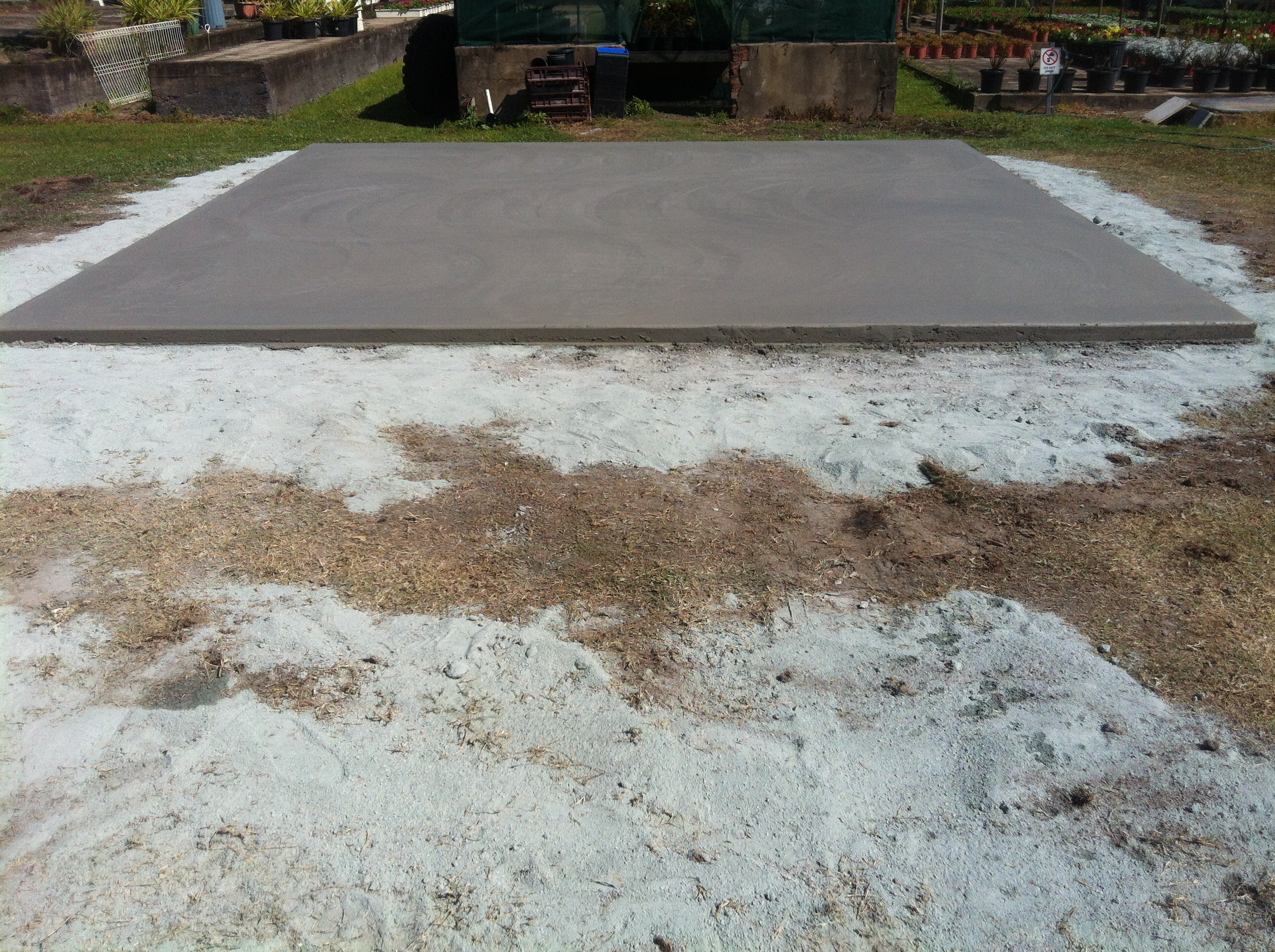 Plain Shed Slab - Final