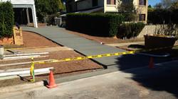 Plain Concrete - After