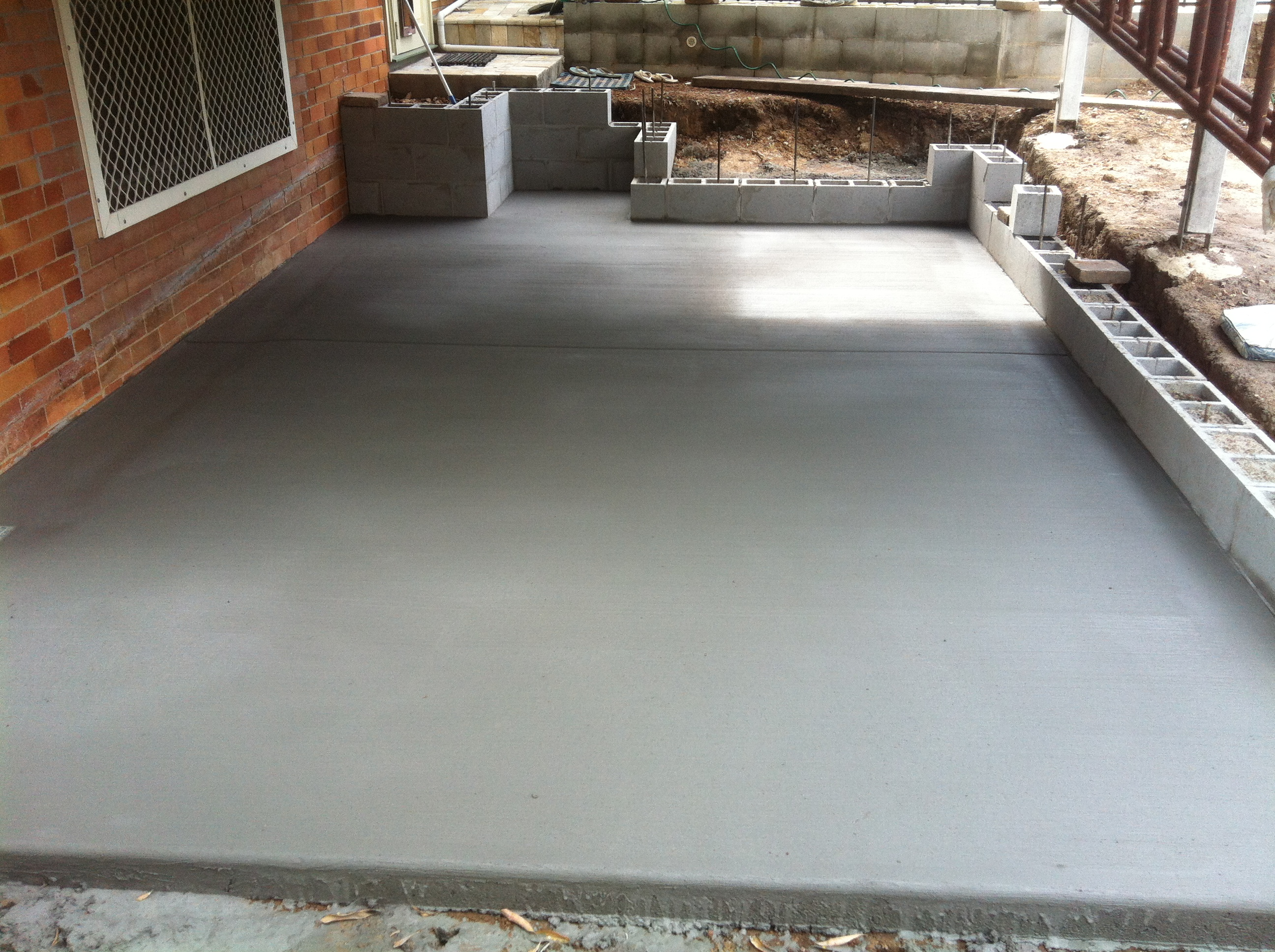 Plain Extension Slab - Final