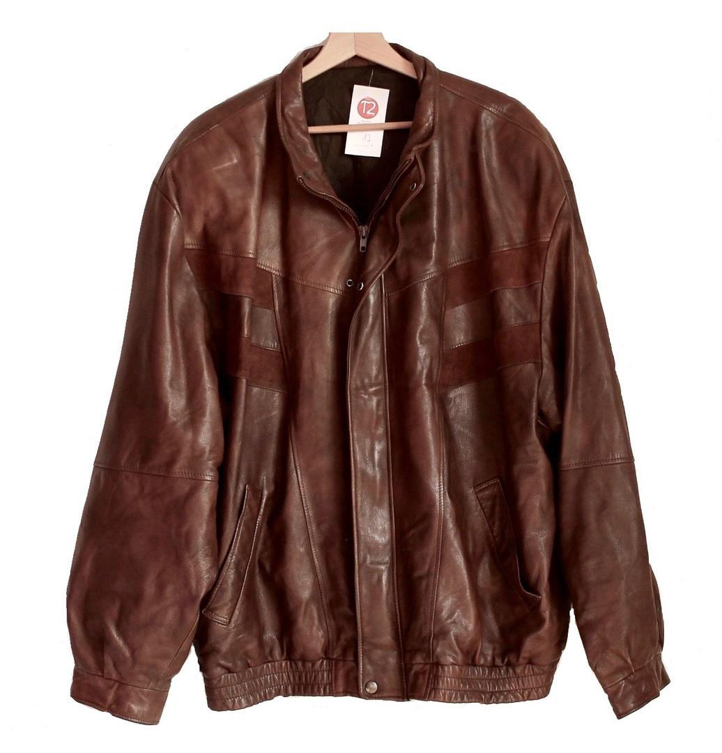 veste cuir d'occasion