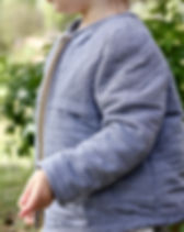 veste matelassée
