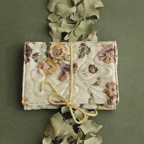 pochette bijoux Violet