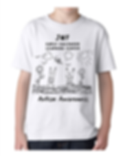JMF Autism Awareness Shirt