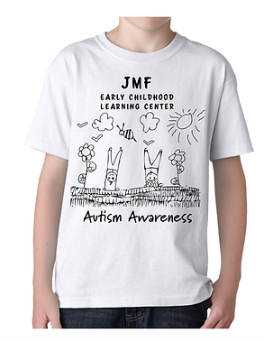 JMF Autism Awareness Shirt