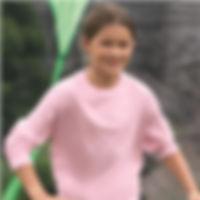 Customized youth long sleeve shirt