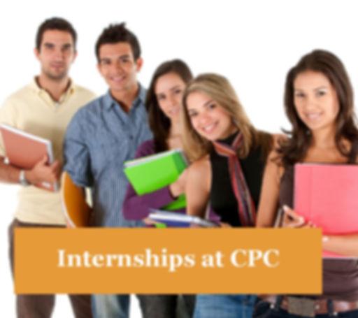 Internships at cpc