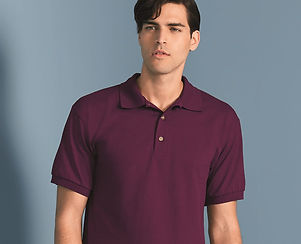 Customized Adult cotton polo