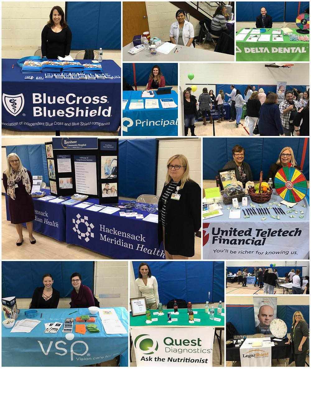 Health Fair at CPC