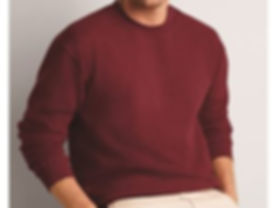 Customized adult sweatshirt