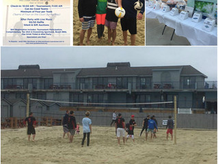 CPC Presents the 2nd Annual Driftwood Cabana Club Beach Volleyball Tournament on Saturday, October 7